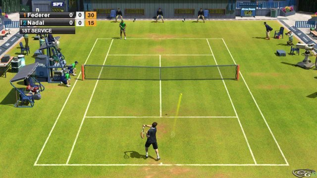 Virtua Tennis 2009 immagine 12168