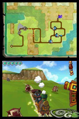 The Legend of Zelda: Spirit Tracks immagine 15168