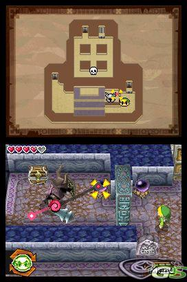 The Legend of Zelda: Spirit Tracks immagine 15169