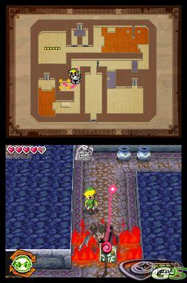 The Legend of Zelda: Spirit Tracks immagine 15170