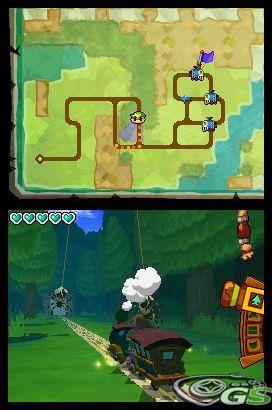 The Legend of Zelda: Spirit Tracks immagine 15172