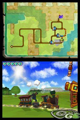The Legend of Zelda: Spirit Tracks immagine 15174
