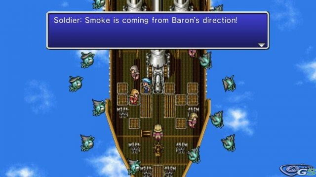 Final Fantasy IV: The After Years immagine 12132
