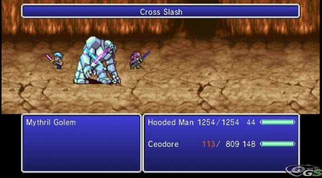 Final Fantasy IV: The After Years immagine 12133