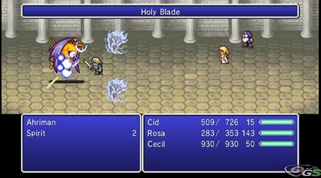 Final Fantasy IV: The After Years immagine 12134