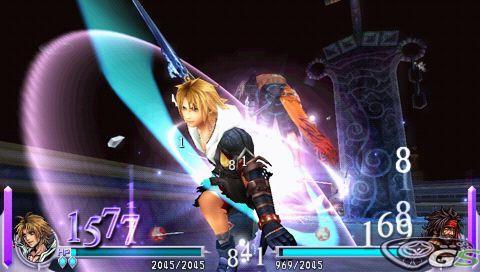 DISSIDIA: Final Fantasy immagine 12179
