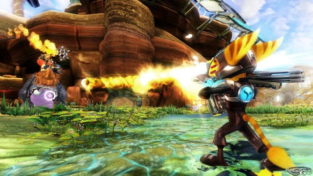 Ratchet and Clank: A Crack in Time immagine 20090