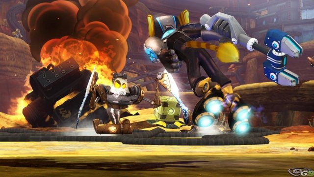 Ratchet and Clank: A Crack in Time immagine 20091