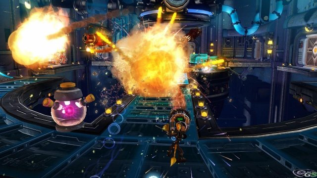 Ratchet and Clank: A Crack in Time immagine 19260
