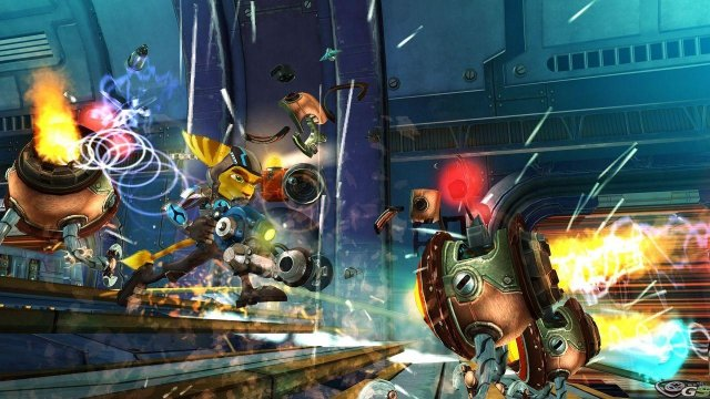 Ratchet and Clank: A Crack in Time immagine 19263