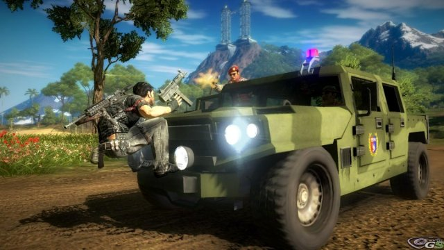 Just Cause 2 immagine 21696