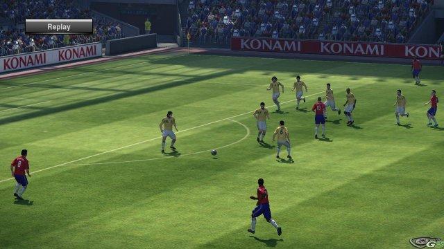 Pro Evolution Soccer 2010 immagine 19513