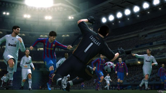 Pro Evolution Soccer 2010 immagine 18745