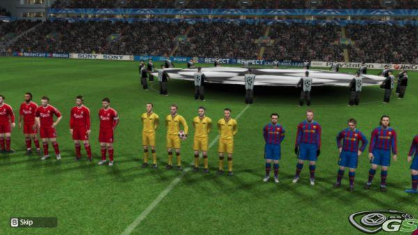 Pro Evolution Soccer 2010 immagine 20777