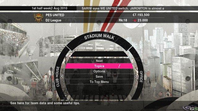 Pro Evolution Soccer 2010 - Immagine 17473
