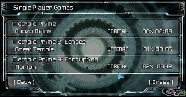 Metroid Prime Trilogy immagine 14589