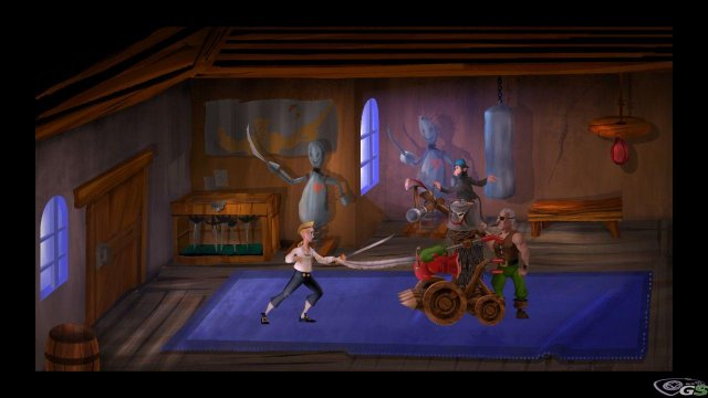 The Secret Of Monkey Island: Special Edition immagine 14880