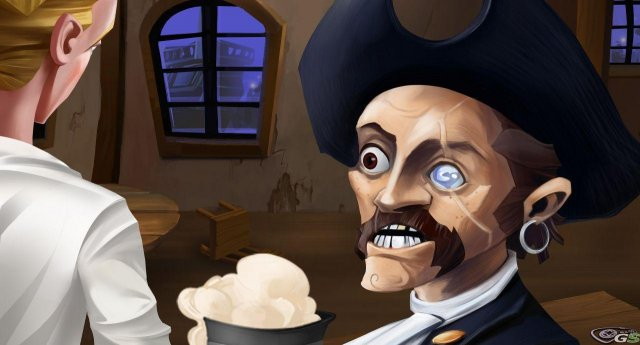 The Secret Of Monkey Island: Special Edition immagine 14884