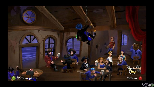 The Secret Of Monkey Island: Special Edition immagine 14890