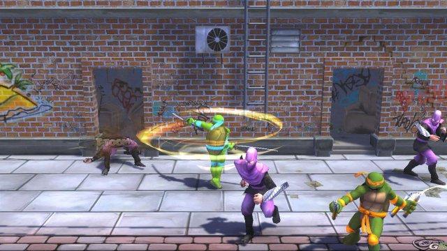 Teenage Mutant Ninja Turtles IV : Turtles in Time Re-Shelled immagine 15023