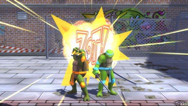 Teenage Mutant Ninja Turtles IV : Turtles in Time Re-Shelled immagine 15025