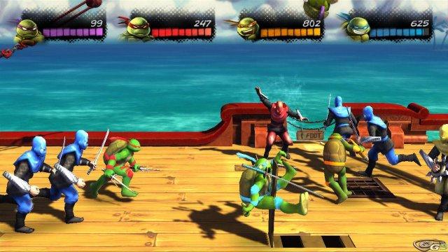 Teenage Mutant Ninja Turtles IV : Turtles in Time Re-Shelled immagine 15027