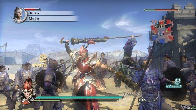 Dynasty Warriors 6 Empires immagine 16182