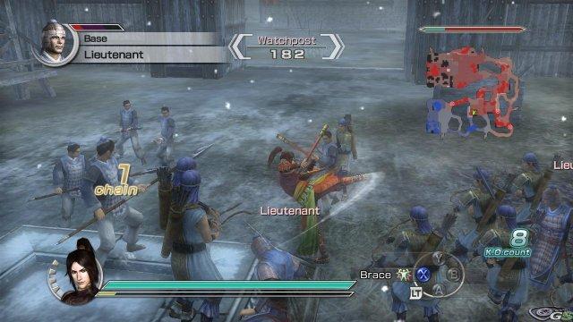 Dynasty Warriors 6 Empires immagine 16184