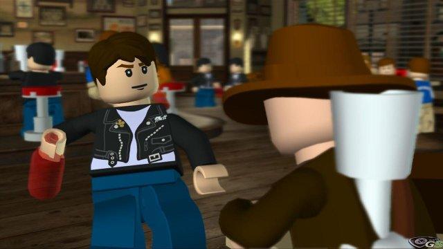 Lego Indiana Jones 2: L'avventura Continua immagine 16292