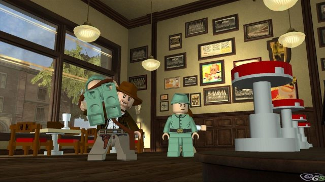 Lego Indiana Jones 2: L'avventura Continua immagine 16298