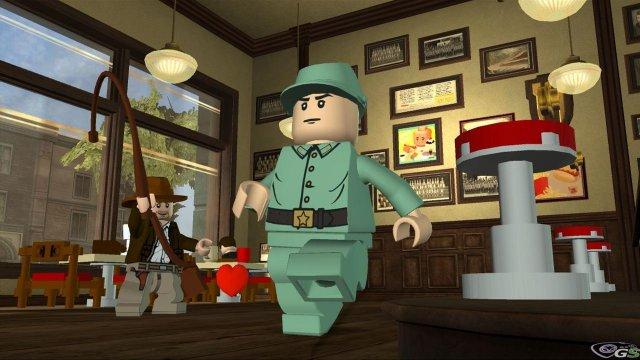 Lego Indiana Jones 2: L'avventura Continua immagine 16303