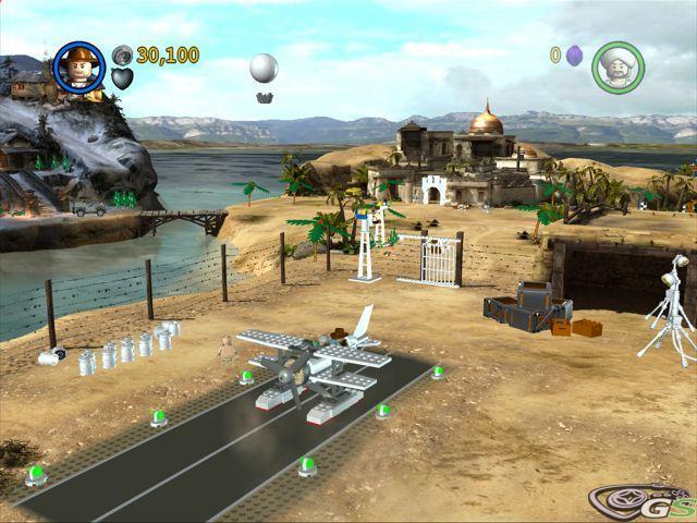 Lego Indiana Jones 2: L'avventura Continua - Immagine 16305