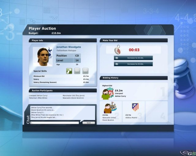 FIFA Manager 10 immagine 16892