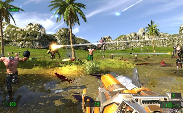 Serious Sam HD immagine 18056
