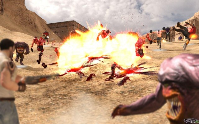 Serious Sam HD immagine 18058
