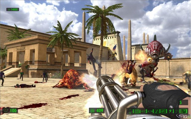 Serious Sam HD immagine 18059