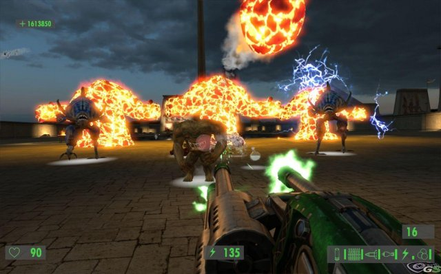 Serious Sam HD immagine 18061