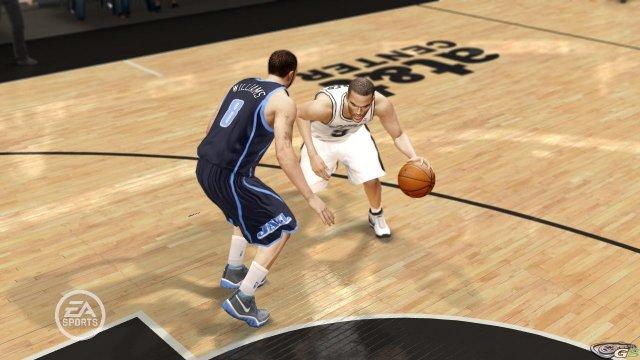 NBA Live 10 immagine 20299
