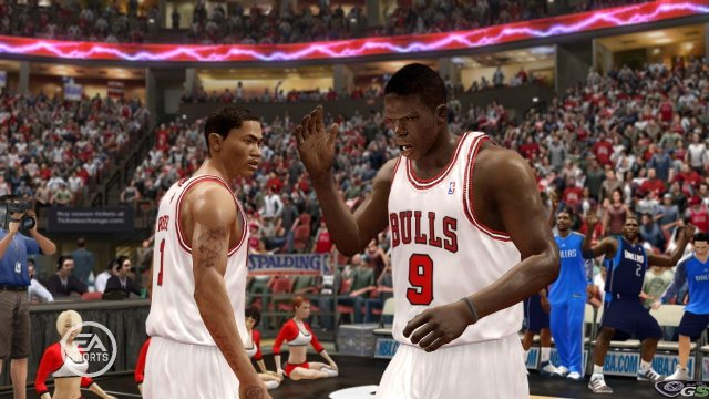NBA Live 10 immagine 20301