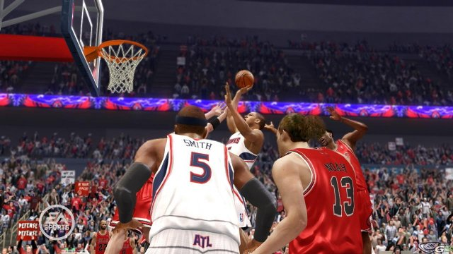 NBA Live 10 immagine 20303