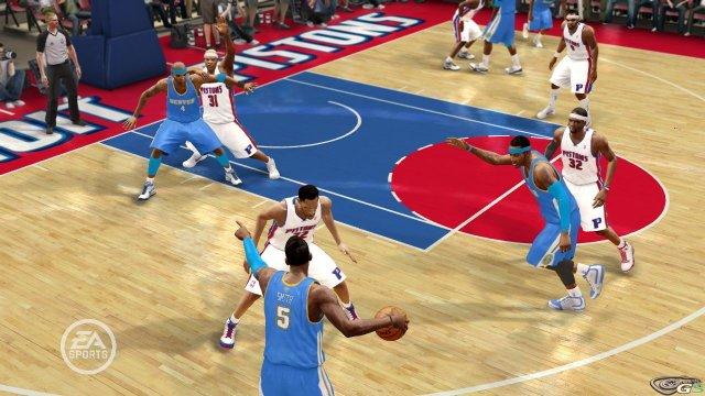 NBA Live 10 immagine 20305