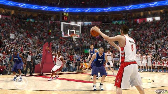 NBA Live 10 immagine 20307