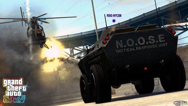 Grand Theft Auto IV: The Ballad of Gay Tony immagine 20613