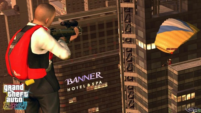 Grand Theft Auto IV: The Ballad of Gay Tony immagine 20614