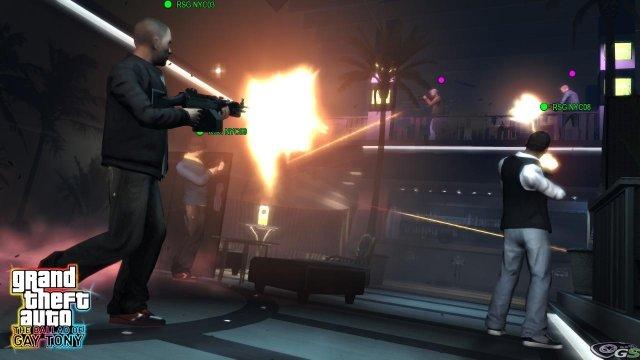 Grand Theft Auto IV: The Ballad of Gay Tony immagine 20617