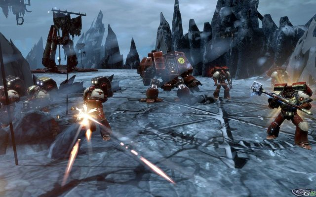 Warhammer 40.000: Dawn Of War II - Chaos Rising immagine 19771