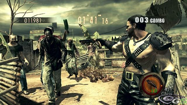 Resident Evil 5: Gold Edition - Immagine 21579