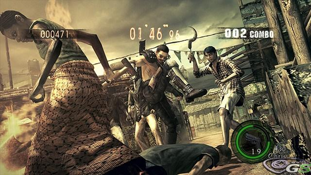 Resident Evil 5: Gold Edition - Immagine 21581