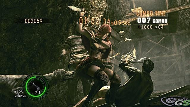 Resident Evil 5: Gold Edition - Immagine 21583