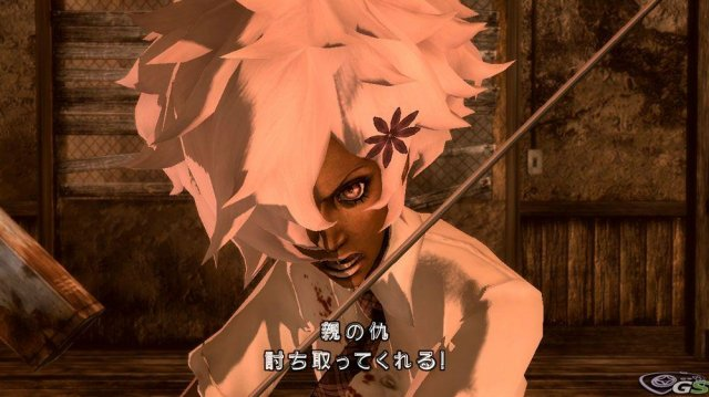 No More Heroes: Paradise of Heroes immagine 21646